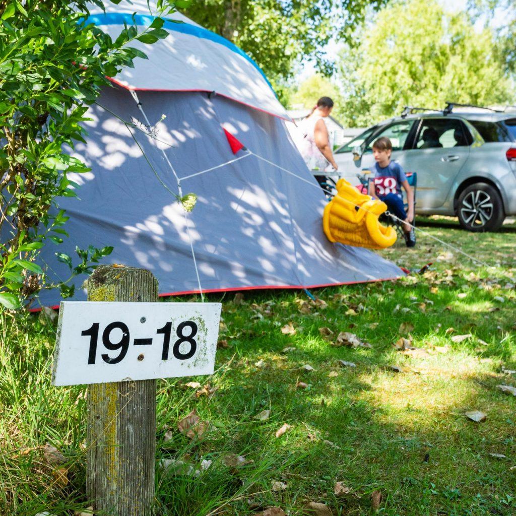 Camping Grand Pré : Ba5 1428