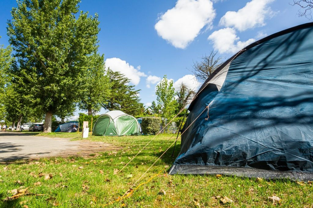 Camping Grand Pré : Ba5 1435
