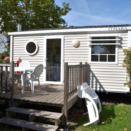Camping Grand Pré : Mh Plage 1 Ch Bis