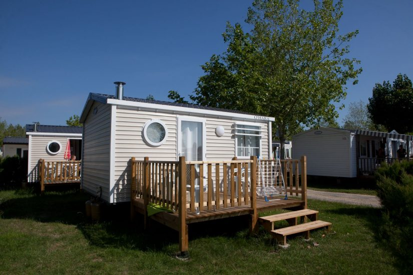 Camping Grand Pré : Plage 1 Ch