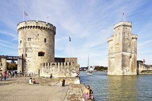 Camping Grand Pré : Port La Rochelle