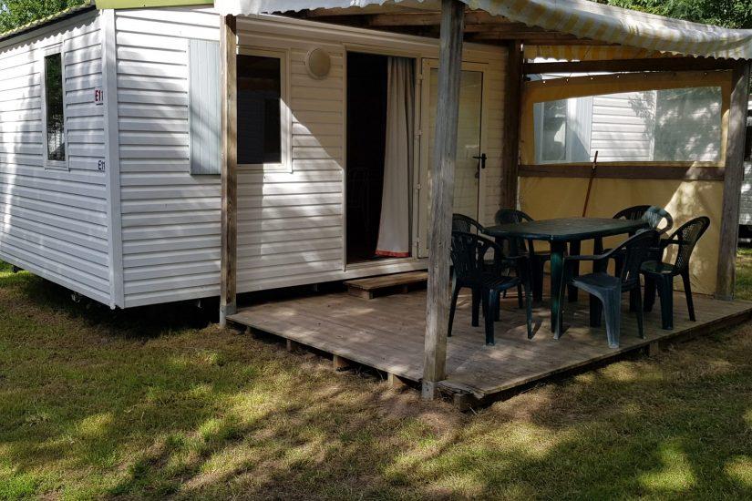 Camping Grand Pré : Mh Eco