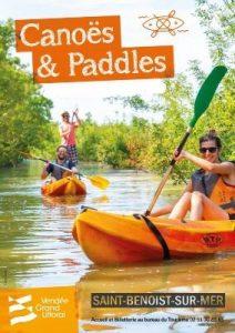 Camping Grand Pré : Base De Canoes Paddle