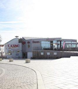 Camping Grand Pré : Casino Des Dunes Faute Sur Mer Camping Du Jard