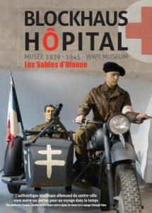 Camping Grand Pré : Muisée Du Blockhaus Hopital