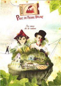 Camping Grand Pré : Parc De Pierre Brune