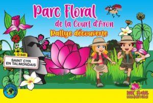Camping Grand Pré : Parc Floral De Ma Court D'aron