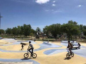 Camping Grand Pré : Skate Park La Faute Sur Mer Camping Du Jard