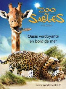 Camping Grand Pré : Zoo Les Sables Camping Du Jard